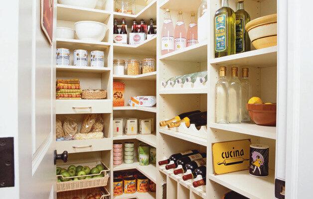 Kitchen Organization Idea